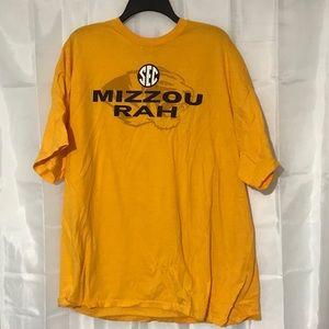 Other - Missouri University college T-shirt size 2XL